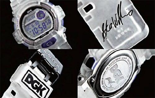 g-shock_g8900dgk-7_2013 jelli jelly gummi gummy dgk stevie williams collaboration watch