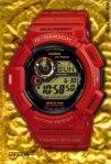 g9330a-4 g-shock 30th anniversary rising red mudman