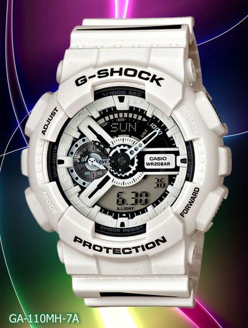 maharishi GA110MH-7A 2012 g-shock collaboration sjors mygshock