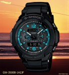 GW-3500B-1A2 G-Shock Aviation 2012