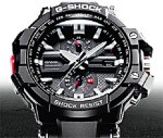 gwa1000-1a gw-a1000-1a g-shock triple g resist, atomic solar, tough movement, 2012