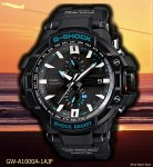 GW-A1000A-1A G-Shock Aviation 2012