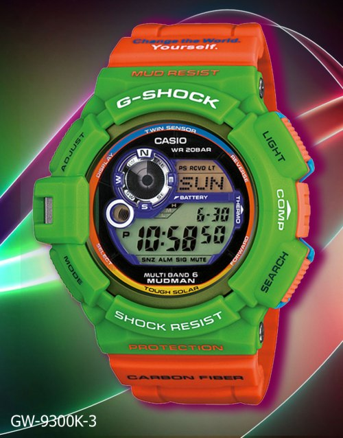 GW9300K-3_2012_mudman i.c.e.r.c. love the sea and the earth g-shock collaboration watch 2012