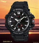 GW-A1000-1A G-Shock Aviation 2012