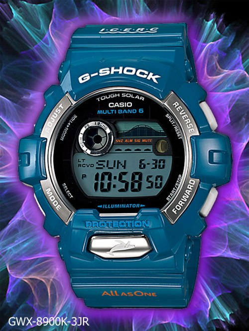 GWX8900K-3_2012 i.c.e.r.c. x collaboration g-shock watch love the sea and the earth earthwatch