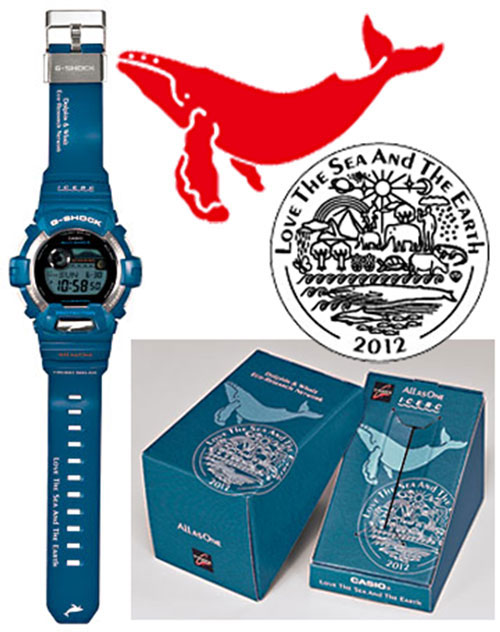 GWX8900K-3_earthwatch whales dolphins 2012 set collaboration g-shock watch