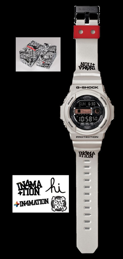 in4mation_GLX150X-7 x gshock collaboration watch 2012 glide