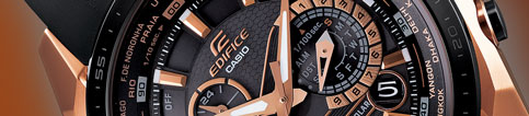 edifice_black_rose_gold EQWM1100CG-1 EQS500CG-1A EFR516PG-1AV
