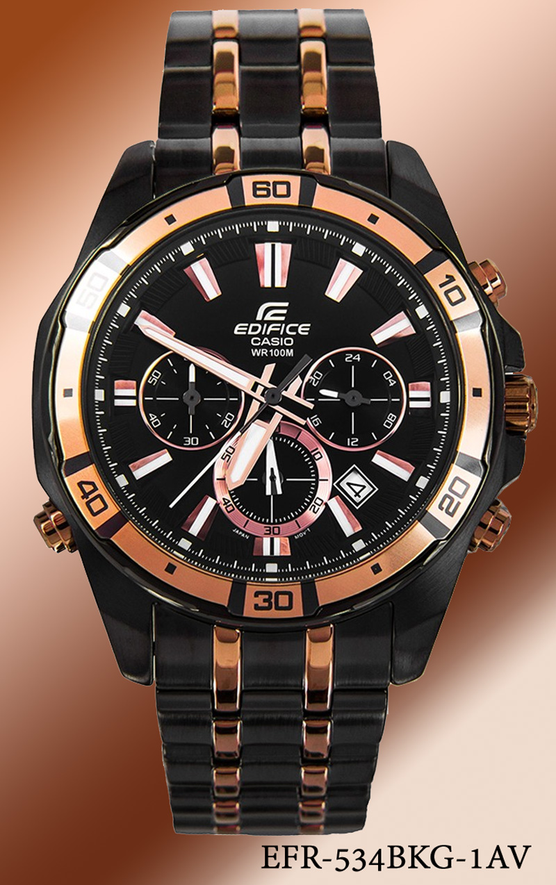 It's just a picture of Old Fashioned Casio Edifice Gold Label Efx 510p