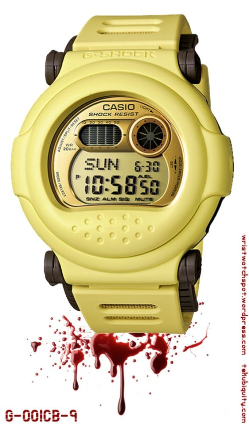 g-001cb-9 g-shock jason new watch 2012 price