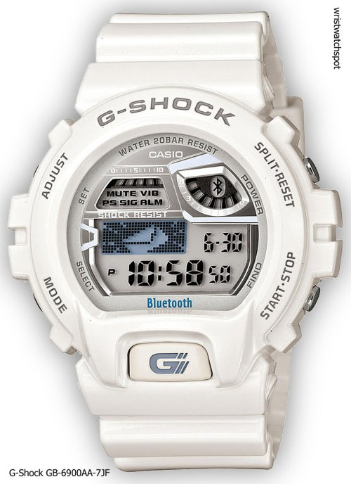 g-shock_gb-6900aa-7_iphone 4s 5 apple g-shock bluetooth smart watch