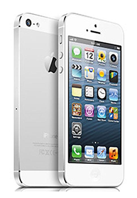 iphone_5_apple aluminum case glass front