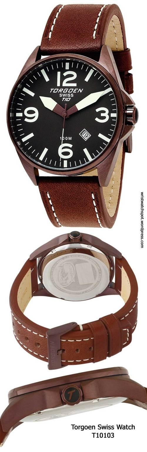torgoen t10103 swiss watch bargain sale