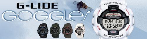 g-shock g-lide gls100 cordura winter sport extreme