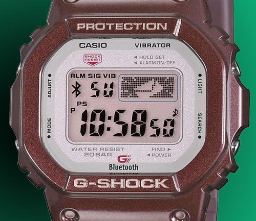 g-shock_gb-5600aa-5 smart watch android apple iphone samsung galaxy