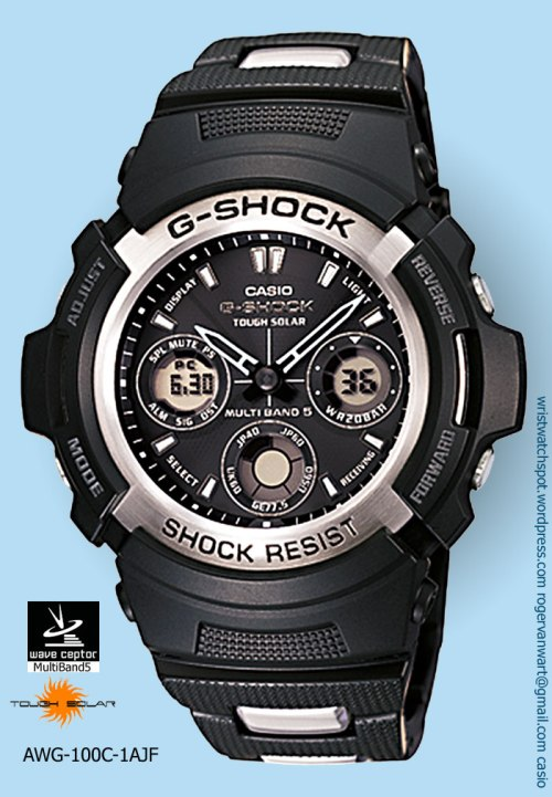 awg-100c-1ajf_g-shock stainless bezel watch
