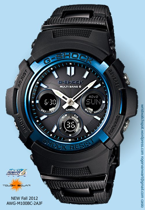 awg-m100bc-2a_g-shock new watch 2012 awgm100bc-2a