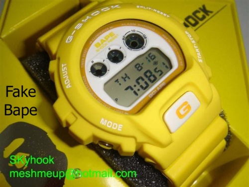 counterfeit g-shock fake_bape_6900_g-shock