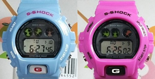 6900 series fake g-shocks, bootleg watches, counterfeit wristwatch, phony gshock, replica g-shock, knock-off, illegal,  sham scam, forgery bogus