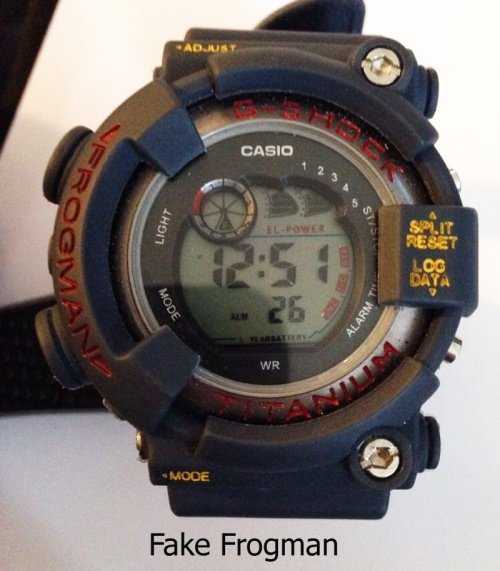 fake_frogman_ebay counterfeit g-shock