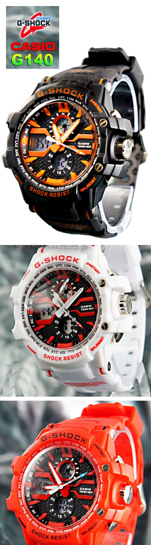 ga-140 fake g-shocks, bootleg watches, counterfeit wristwatch, phony gshock, replica g-shock, knock-off, illegal,  sham scam, forgery bogus infringement