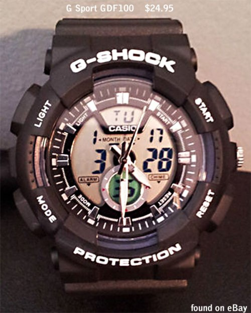 sky cockpit aviation fake g-shocks, bootleg watches, counterfeit wristwatch, phony gshock, replica g-shock, knock-off, illegal,  sham scam, forgery bogus infringement