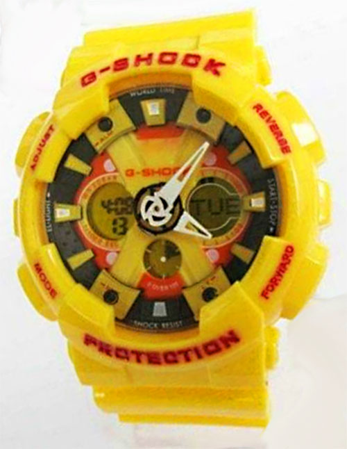 GA-120 ga120 fake g-shocks, bootleg watches, counterfeit wristwatch, phony gshock, replica g-shock, knock-off, illegal,  sham scam, forgery bogus infringement