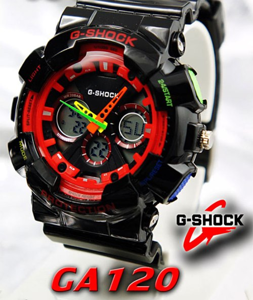 series ga120 fake g-shocks, bootleg watches, counterfeit wristwatch, phony gshock, replica g-shock, knock-off, illegal,  sham scam, forgery bogus infringement