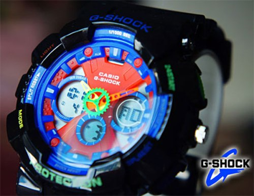 analog digital ga120 fake g-shocks, bootleg watches, counterfeit wristwatch, phony gshock, replica g-shock, knock-off, illegal,  sham scam, forgery bogus infringement