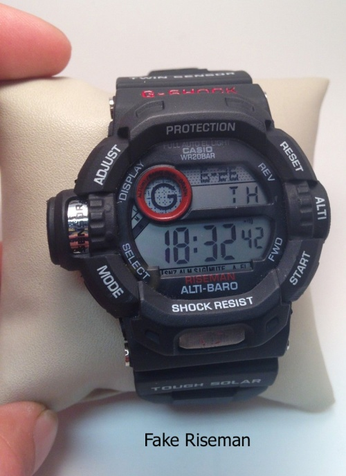fake_riseman_g-shock counterfeit