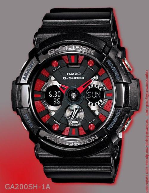 GA200SH-1A_g-shock watch, ga-200sh-1a