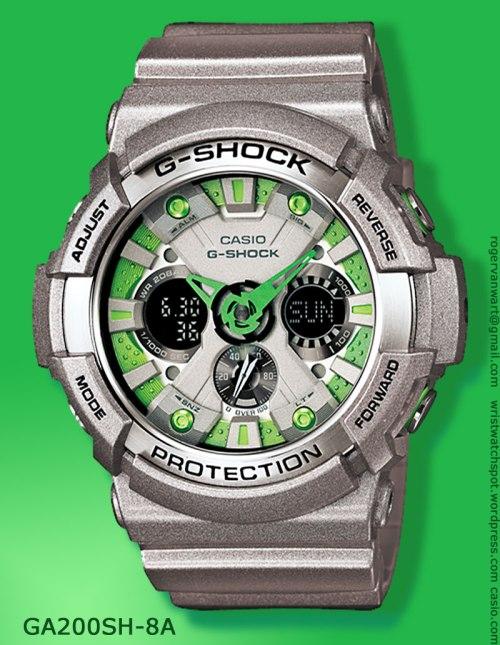 GA200SH-1A_g-shock watch, ga-200sh-8a