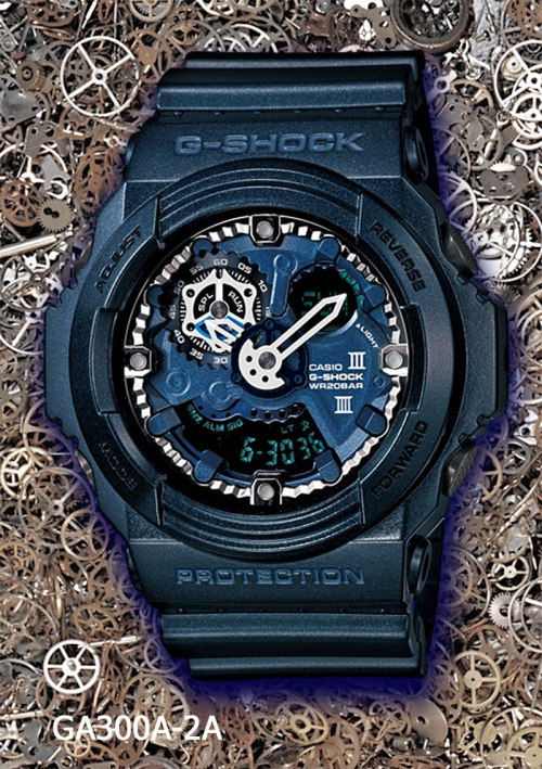 ga300a-2a_g-shock, new g-shock watch 2013, gears