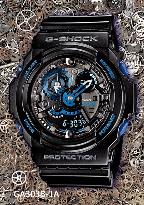 ga303B-1a_g-shock, new g-shock watch 2013, gears