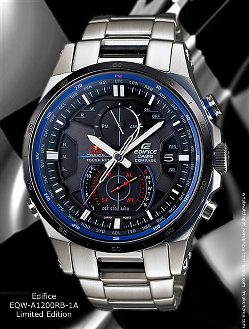eqwa1200rb-1 edifice casio red bull limited edition