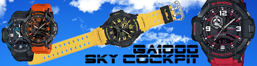 ga1000 g-shock aviation compass 2014