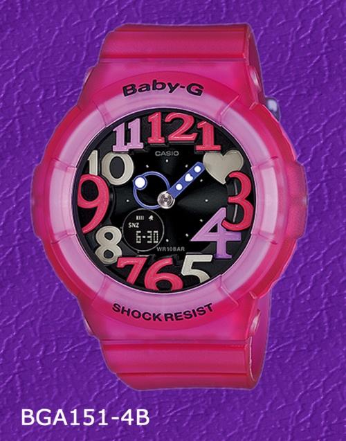 BGA-131-4B_baby-g_2014 Pixie Lott, Joy McLaren, BGD-5000K-4