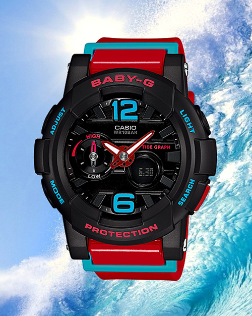 BGA-180-4B_g-shock_g-lide 2014 sunner collection