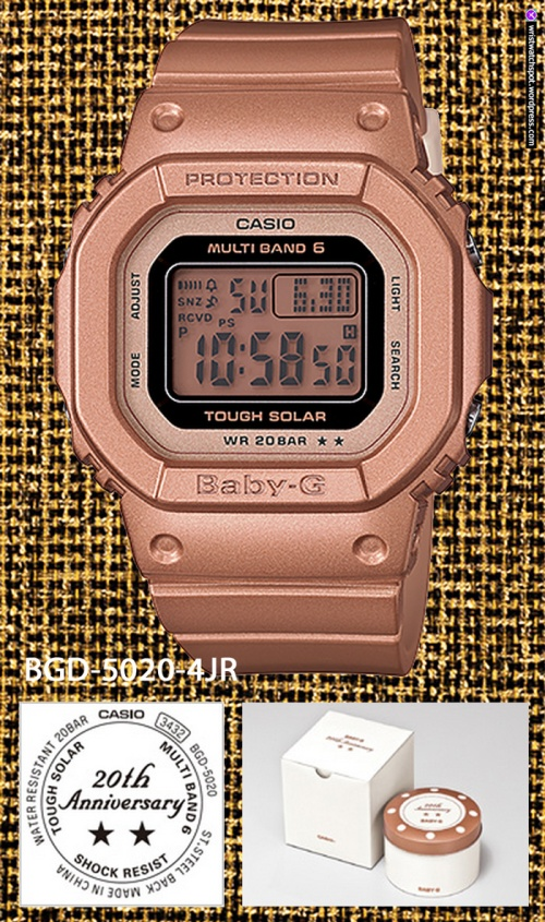 BGD-5020-4JR_gold_baby-g crazy watch g-shock anniversary special limited