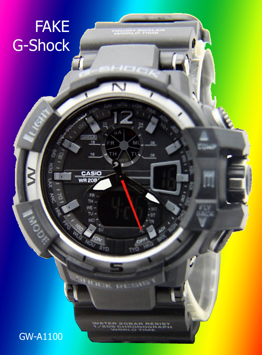 fake g shock watches wrist watch spot ForWatches G Shock
