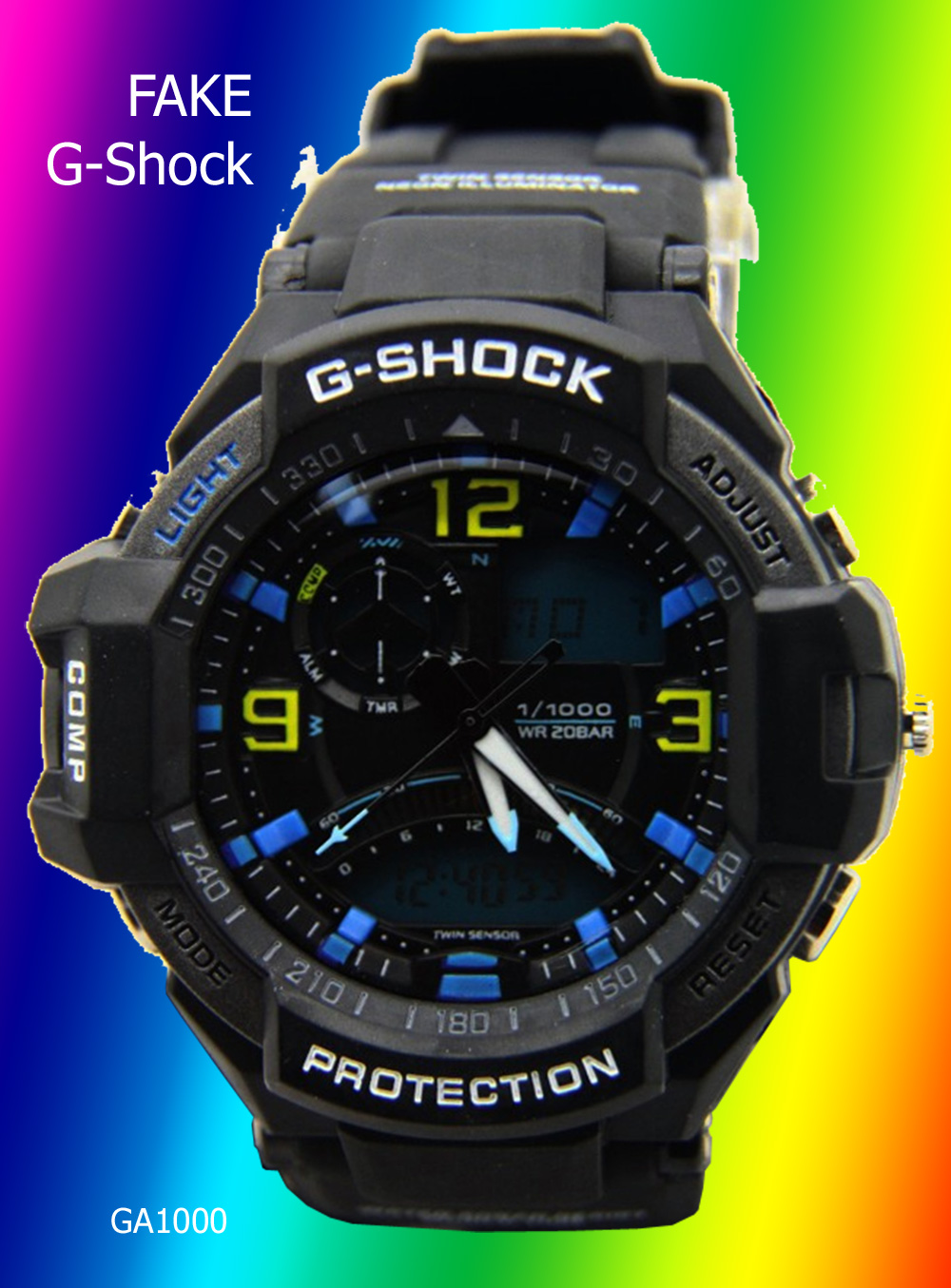 Replica g shock watches - Fake G Shock Watches On Amazon