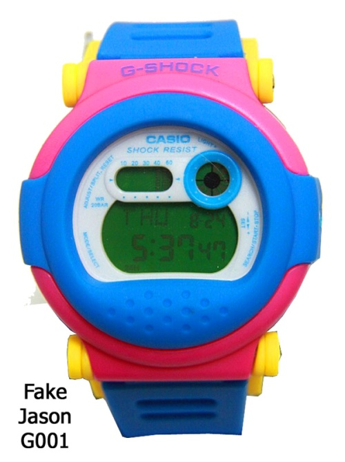 replica counterfeit fake_g-shock_jason_g001_2 knock off watch pink blue