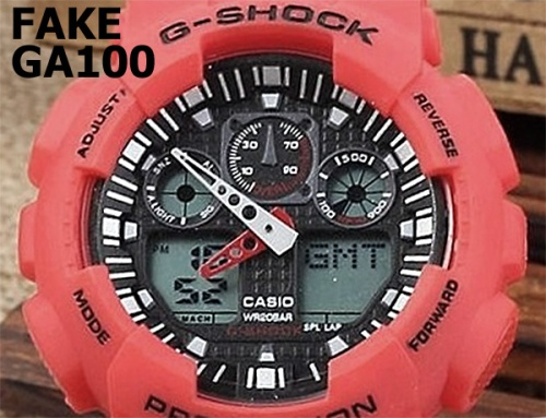 ga-100_fake-g-shock_2014_1 replica watch counterfeit knockoff pink black