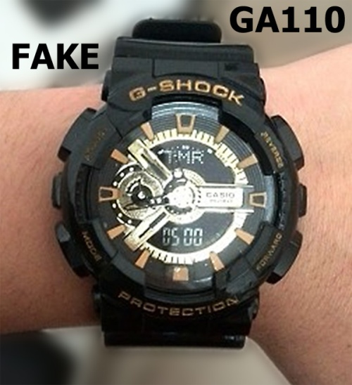 ga-110_fake-g-shock_2014 replica counterfeit black watch silver stainless steel