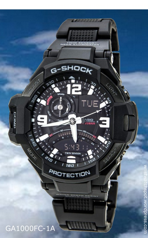 ga1000fc-1a_g-shock_aviation series 2013 2014