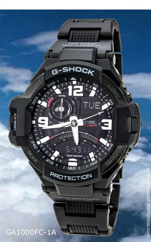 ga1000fc-1a_g-shock_aviation series 2013 2014