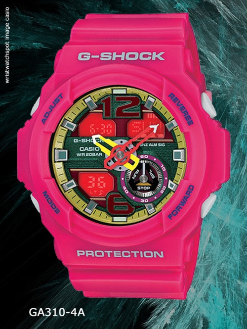 ga310-4a_g-shock_2014 pink watch for men