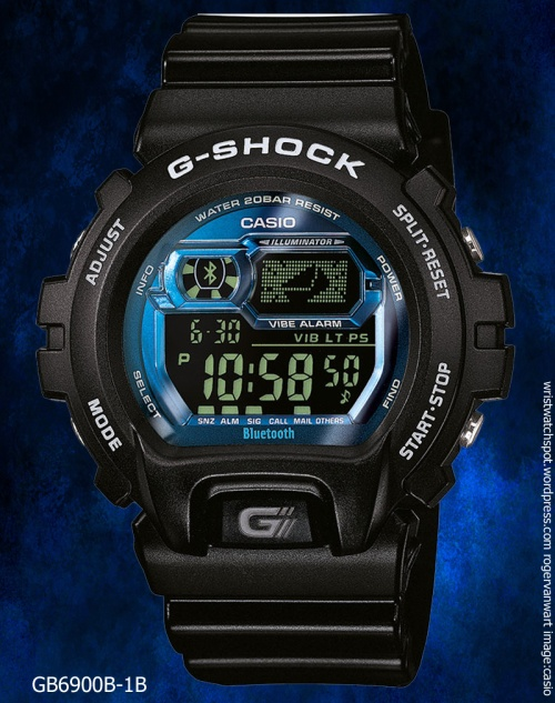 gb-6900b-1b_bluetooth_g-shock black and blue watch iphone android kitkat