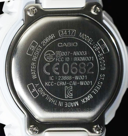 gb-6900b-7_bluetooth_back white watch classic