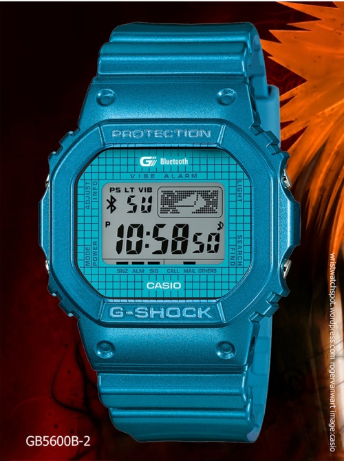 blue watch gb5600b-2_bluetooth_g--shock classic